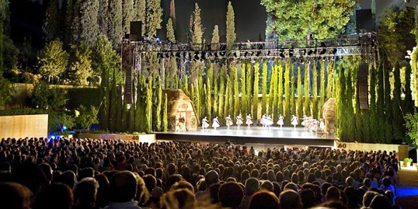 Granada international festival of music and dance