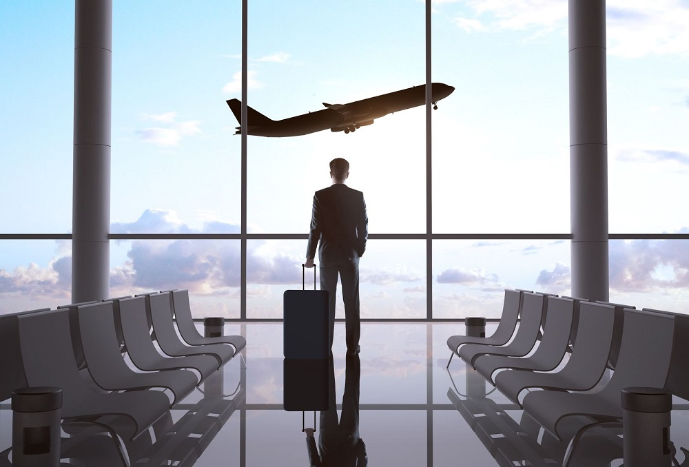 Top 8 items for business traveling