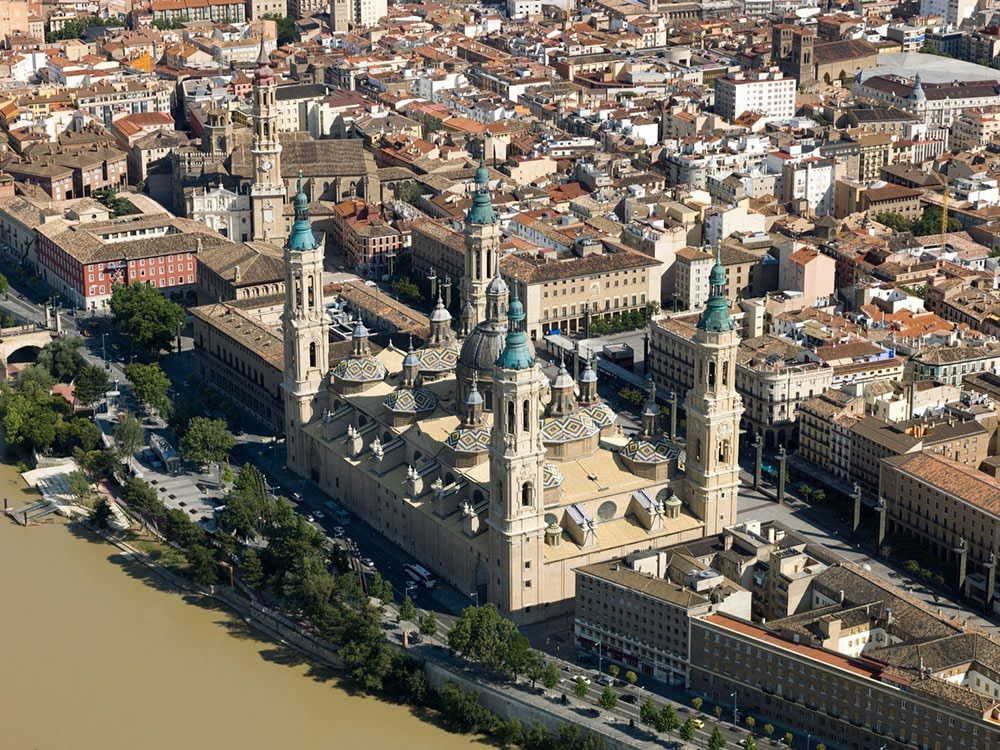 Top 10 best things to see in Zaragoza, Spain
