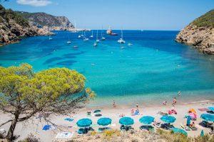 Ibiza beaches: Benirrás Beach in Ibiza