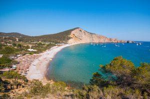 Ibiza beaches: Cala Jondal