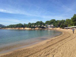 Cala Pada in Ibiza