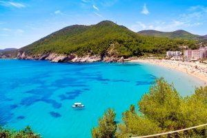Ibiza beaches: Cala Sant Vicent