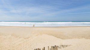 El Palmar Beach in Tarifa
