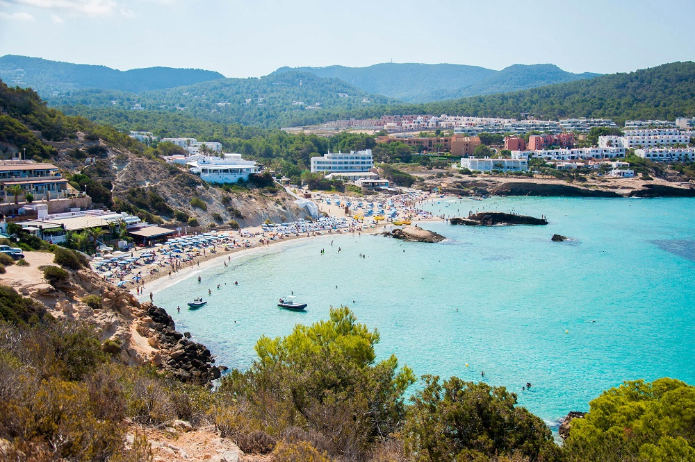 Top 10 best beaches in Ibiza spain