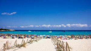 Cala Agulla in Mallorca