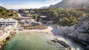 Cala Barques in Mallorca