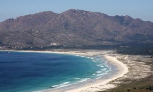 Carnota Beach Galicia