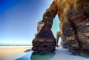 Cathedrals Beach Galicia