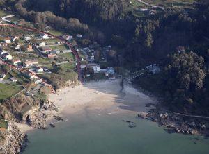 Chanteiro Beach Galicia