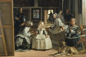 Las Meninas Masterpiece (1656)