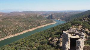 Monfrague National Park in Spain