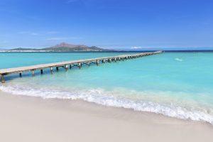 Muro Beach Mallorca