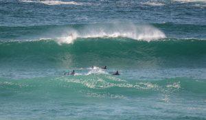 Pantin surf Beach, Galicia