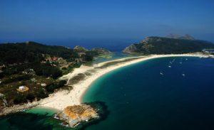 Rodas Beach Galicia