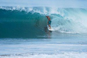 surfing beaches: Salinas, Asturias