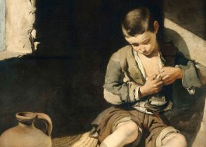 The Young Beggar masterpiece