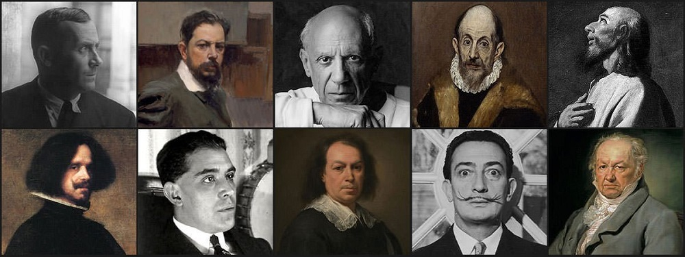 Top 10 Most Famous Spanish Painters and their Arts