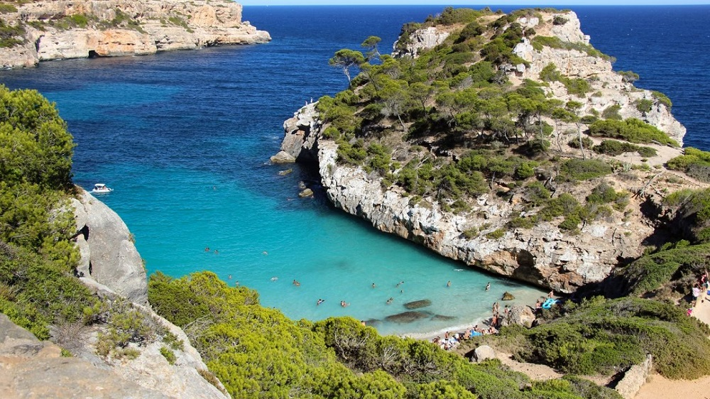 Top 10 prettiest beaches on Mallorca Spain