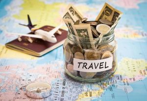 Create a budget, Travel Itinerary