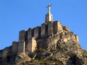 Monteagudo Castle Murcia
