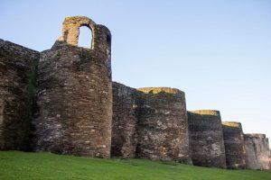 Muralla Romana in Galicia