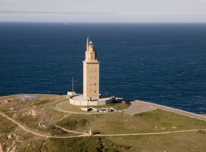 Tower of Hercules in Galicia