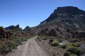 Las Cañadas, Canary Islands