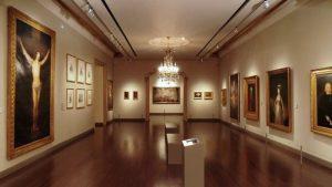 Goya Museum in zaragoza