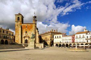 Trujillo town