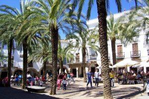 Zafra town
