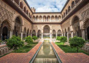 Royal Alcázar Palace, Seville