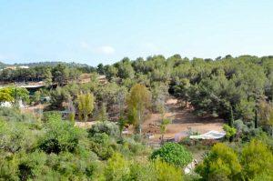 Parc Natural del Garraf in sitges