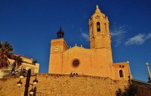 San Bartolome Church and Santa Tecla Parish