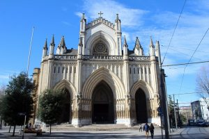 The Cathedral de Santa Maria