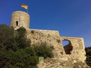 Saint John Castle in blanes